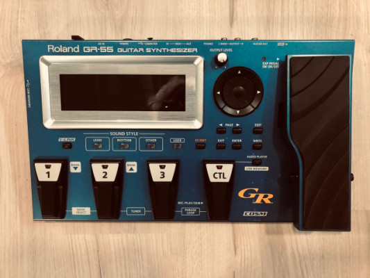 Roland SynTH GR-55