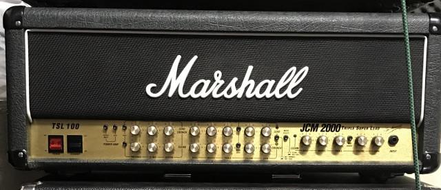 Marshall JCM 2000 TSL 100. REBAJA!