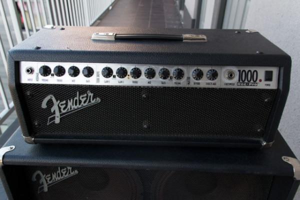 Fender Roc Pro 100w cabezal