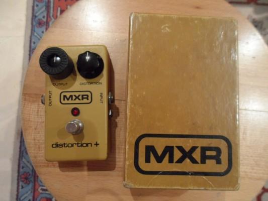 Pedal - MXR DISTORTION + (Original)