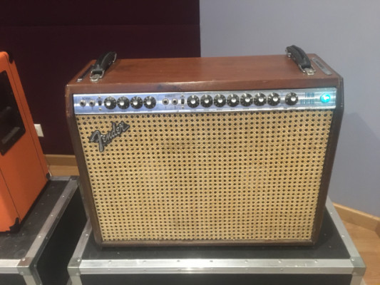 Fender Twin Reverb silverface 1979