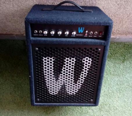 Amplificador de bajo WARWICK BLUE CAB-60