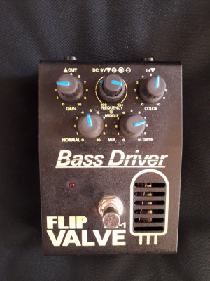 Guyatone FLIP VALVE BB-1 Bass Driver