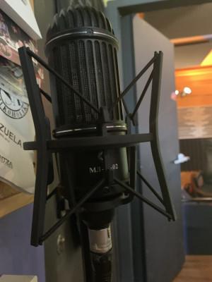 Micrófonos Ribbon (Stereo Pair)