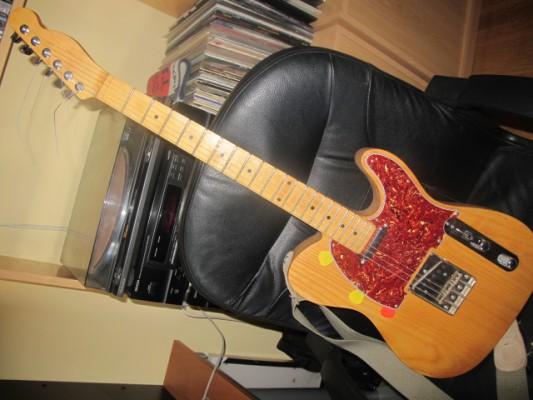 Vendo o Cambio Telecaster Luthier