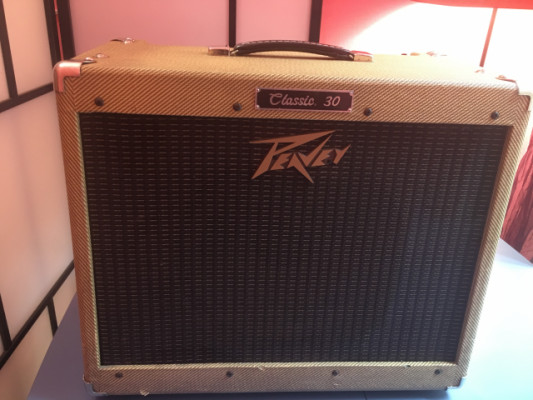 Peavey classic 30 ( made in USA ) 2005