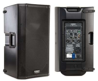 Monitores Qsc K10