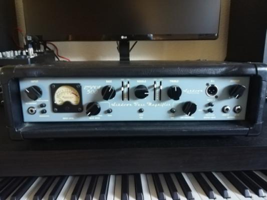 ASHDOWN ABM 500 EVOII Cabezal amplificador bajo