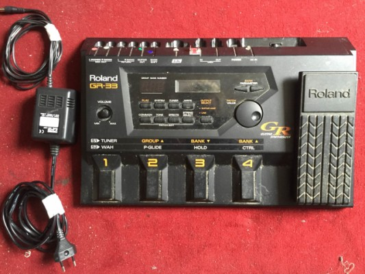 Roland GR 33 guitar synth REBAJADA
