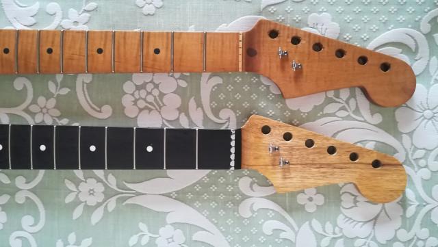 Mástiles MUSIKRAFT para Stratocaster