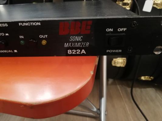 BBE Sonic Maximizer 822-A