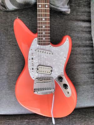 O Cambio - Fender Jag Stang Kurt Kobain