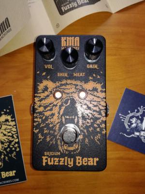 KMA Fuzzly bear - Pedal de alta gama / boutique a estrenar!!