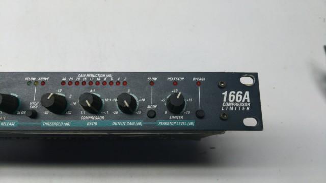 VENDO dbx 166A