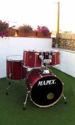 Maderas batería MAPEX MARS PRO