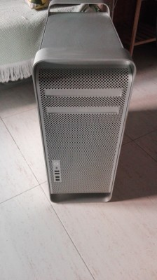 Mac Pro Quad-Core Intel Xeon 2,26Ghz + Monitor Samsung
