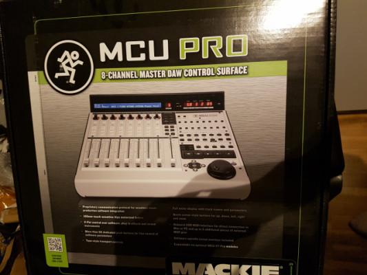 MCU Mackie Control Universal pro