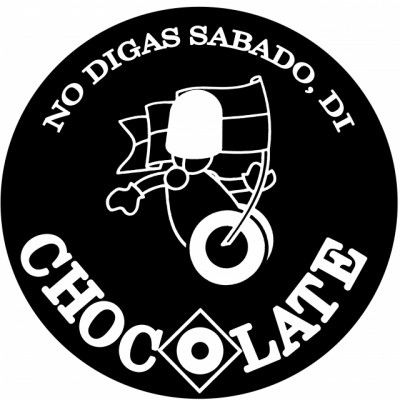 Patinador Modelo Chocolate 2 unidades