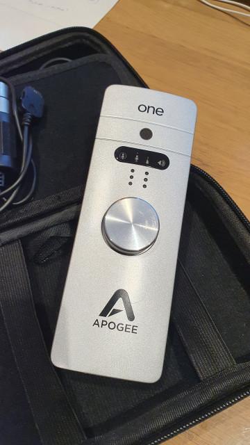 Apogee ONE Interface Audio MAC/PC