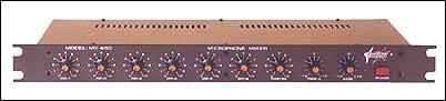 Microphone Mixer 6Ch Fonestar MX-650 (también cambio)