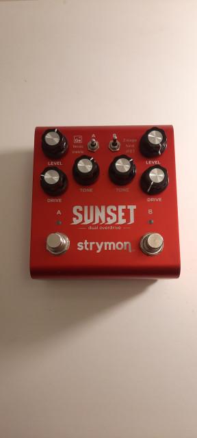 Strymon Sunset