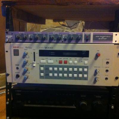 Modulo de sonido AKAI EWV 2000 para viento