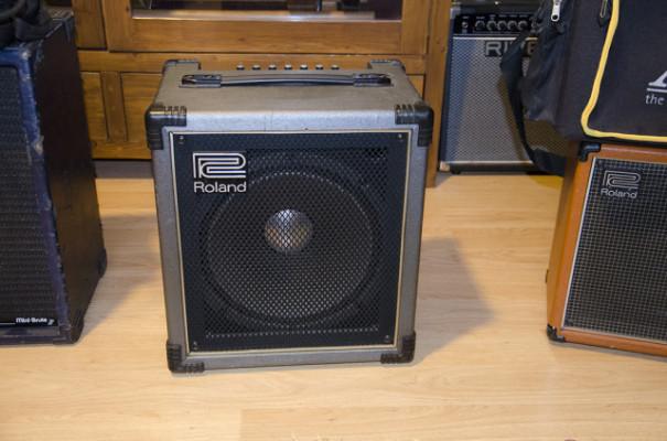 Roland Super Cube 60, de los 80.