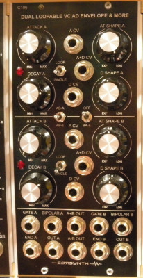 CORSYNTH C 106 DUAL LOOPABLE VC AD ENVELOPE & MORE