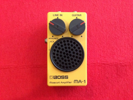 BOSS MA-1 MASCOT AMPLIFIER