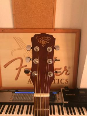Guitarra ElectroAcustica _ Electrica Acustica _ Garrido