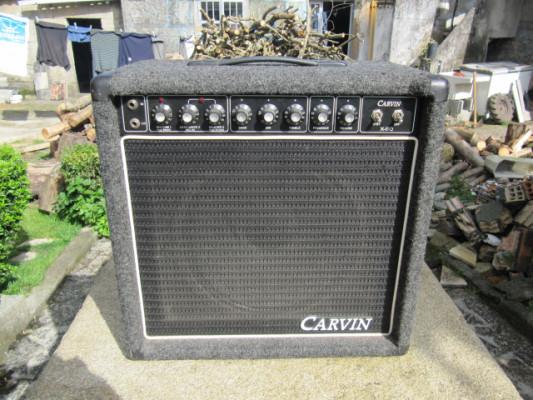 CARVIN X60 (Amplificador Valvular)