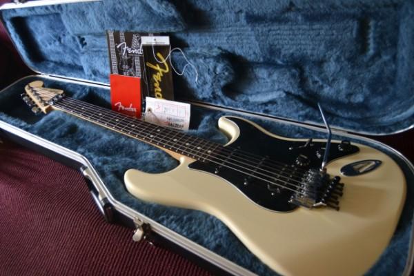 Fender Stratocaster Floyd Rose MIM 2004