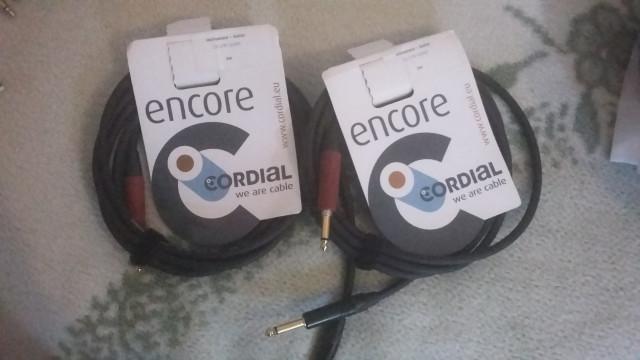 Cables Cordial CSI 3PP NUEVOS