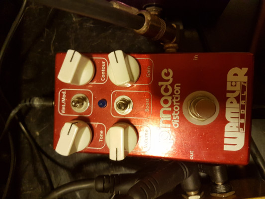wampler pinnacle impecable