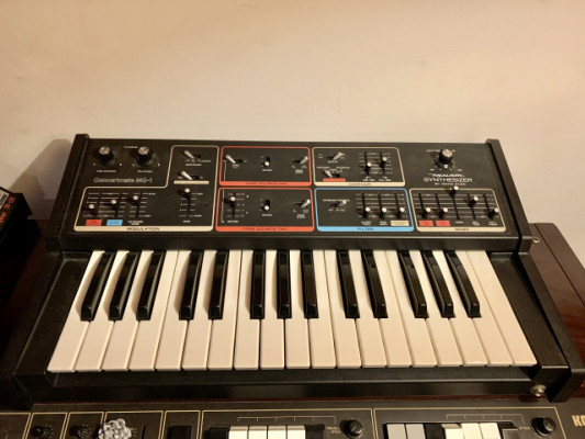 Moog Realistic MG-1 Concertmate