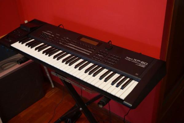 Vendo Roland xp60