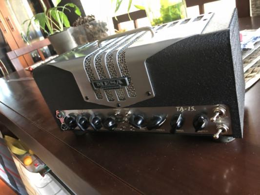 Mesa Boogie TA15 transatlantic TA-15 5-10-25w