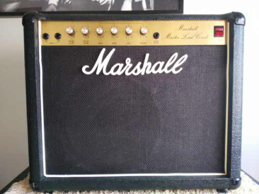 """MARSHALL 5010 MASTER LEAD COMBO 30W 12"""" made in UK de los 80"""
