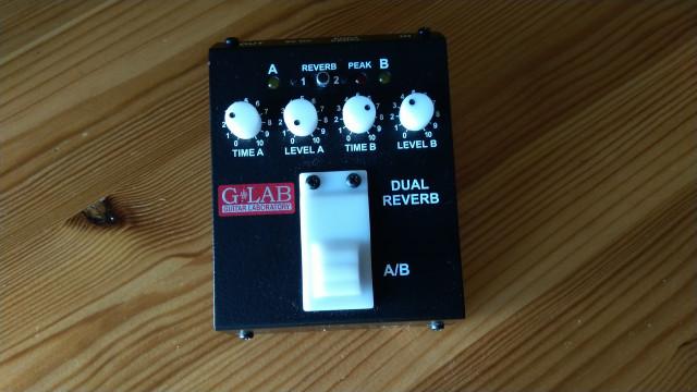 G-LAB Dual Reverb (envío incluido)
