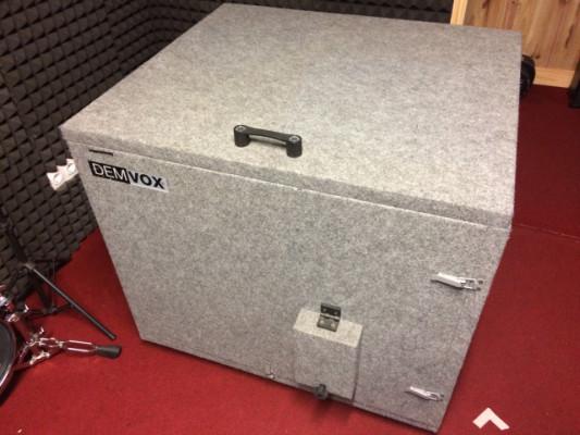 Caja insonorizada amplificadores - AMP 56 DEMVOX