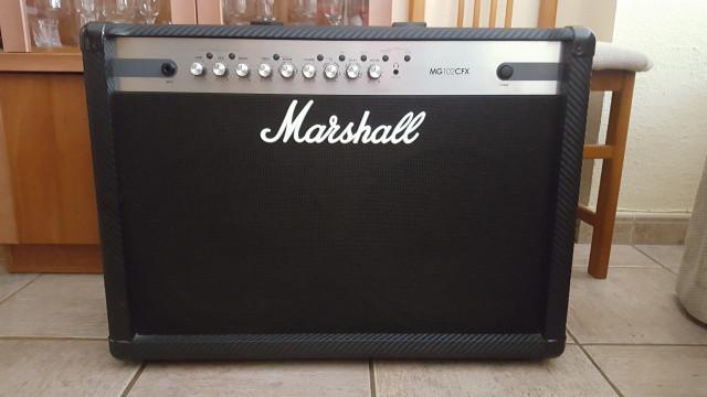 Ampllificador Marshall MG102CFX