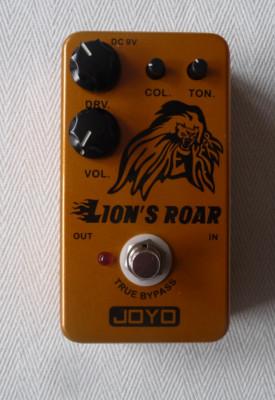 PEDAL JOYO JF-MK LIONS ROAR OVERDRIVE