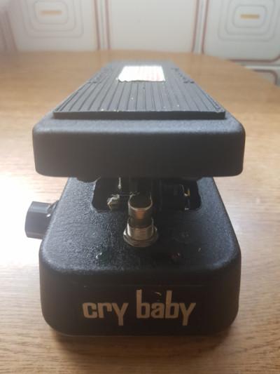 Wah cry baby BB 535 (descatalogado)cambios dentro.