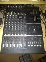 yamaha N8 perfecta!! control, mesa y targeta de sonido. previos buenisimos