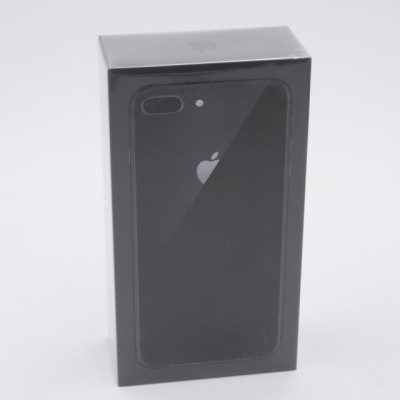 IPHONE 8 PLUS de 256GB Space Gray Nuevo Precintado E317913