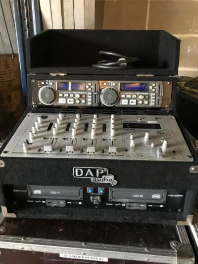 DJ SYSTEM DAP