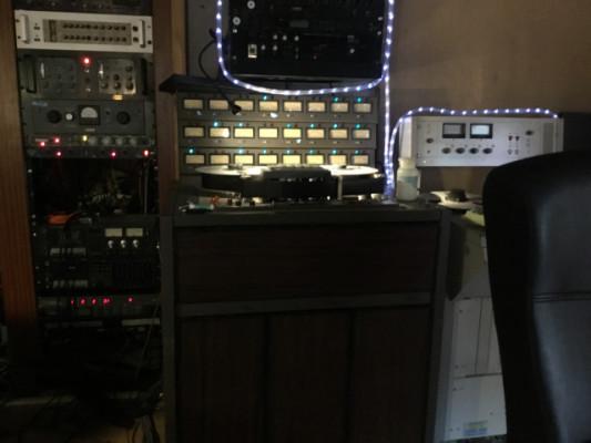 Grabador analogico mci jh 16