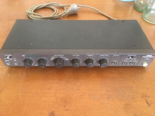 Delay analógico vintage Korg SD 400. Chollazo. NO CAMBIOS