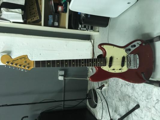 Fender Mustang 1966 *RESERVADA*
