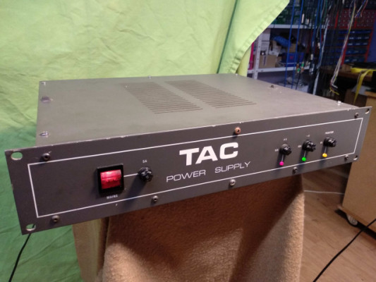TAC POWER SUPPLY